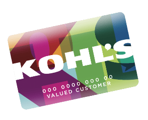 Header Image: Kohl's Card Application and images of Kohl's Card